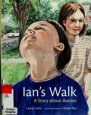 Cover of: Ian's walk