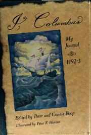 Cover of: I, Columbus