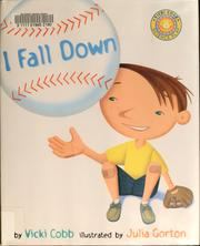 Cover of: I Fall Down