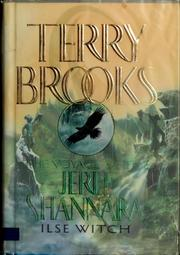 Cover of: Ilse witch | Terry Brooks