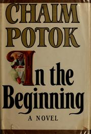 Cover of: In the beginning