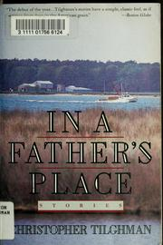 Cover of: In a father's place
