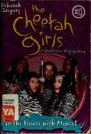 Cover of: In the House with Mouse (The Cheetah Girls #12) | Deborah Gregory