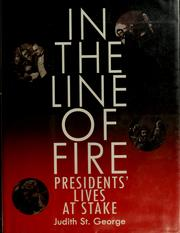 Cover of: In the line of fire