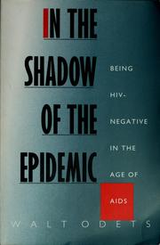 In the shadow of the epidemic by Walt Odets
