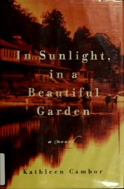 Cover of: In sunlight, in a beautiful garden