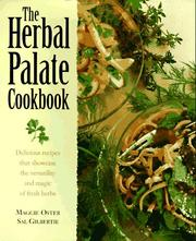 Cover of: The herbal palate cookbook