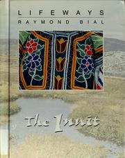 Cover of: The Inuit | Raymond Bial