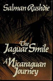 Cover of: The jaguar smile: a Nicaraguan journey