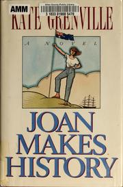 Cover of: Joan makes history