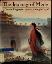 Cover of: The journey of Meng | Doreen Rappaport