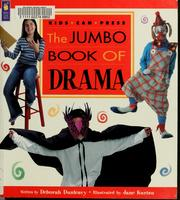 Cover of: The jumbo book of drama