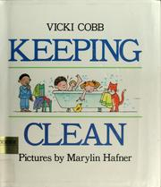 Cover of: Keeping clean