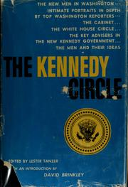 Cover of: The Kennedy circle