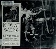 Cover of: Kids at work