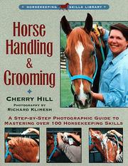 Cover of: Horse handling & grooming
