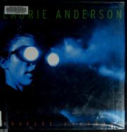 Cover of: Laurie Anderson | RoseLee Goldberg