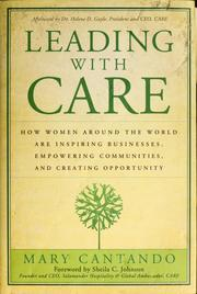 Cover of: Leading with CARE