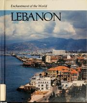Cover of: Lebanon