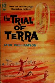 Cover of: The trial of terra | Jack Williamson