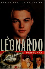 Cover of: Leonardo | Victoria Looseleaf