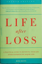 Cover of: Life after loss