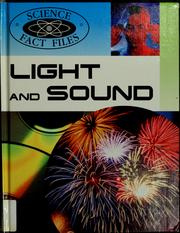 Cover of: Light and sound by Steve Parker