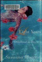Cover of: Light years