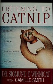 Cover of: Listening to catnip | Camille Smith