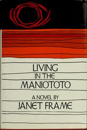 Cover of: Living in the Maniototo