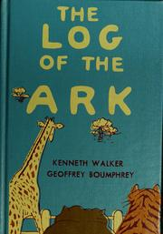Cover of: The log of the ark