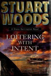 Cover of: Loitering with intent