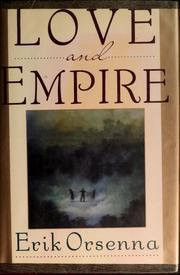 Cover of: Love and empire