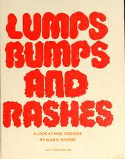 Cover of: Lumps, bumps, and rashes