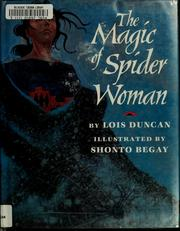Cover of: The magic of Spider Woman