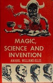Cover of: Magic, science, and invention