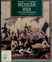 Cover of: Mexican war