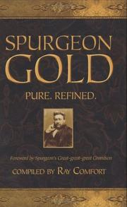 Cover of: Spurgeon Gold