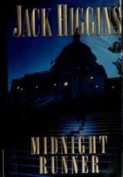 Cover of: Midnight runner | Jack Higgins
