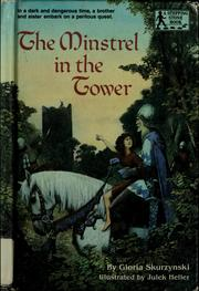 Cover of: The minstrel in the tower