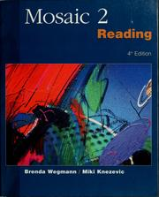 Cover of: Mosaic 2.