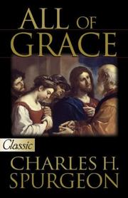 Cover of: All of Grace with CD