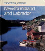Cover of: Newfoundland and Labrador