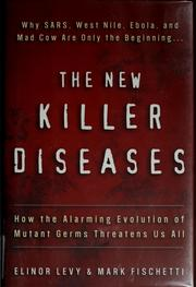 Cover of: The new killer diseases