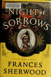 Cover of: Night of sorrows
