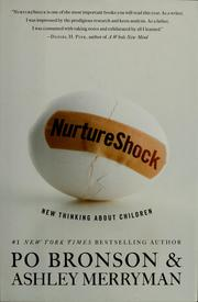 Cover of: NurtureShock