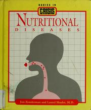 Cover of: Nutritional diseases
