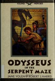 Cover of: Odysseus in the serpent maze