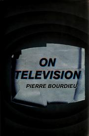 Cover of: On television