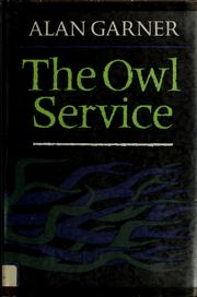 Cover of: The owl service